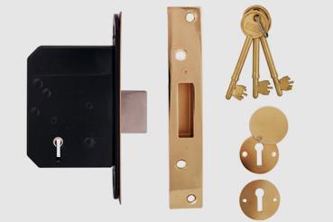 Deadlock Installation by Edmonton master locksmith